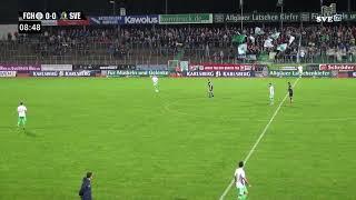 SVE TV: FC 08 Homburg - SV Eintracht Trier 05