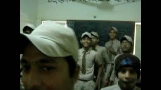 F.F Public School : 2nd Last Day of Matric (2012)