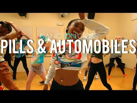 Chris Brown - Pills & Automobiles ft. Yo...