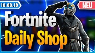 👨‍✈️ NEUER AERONAUT SKIN IM SHOP 🛒 - Fortnite Daily Shop (10 September 2019)
