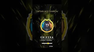 Captain jack sparrow indian theme ...