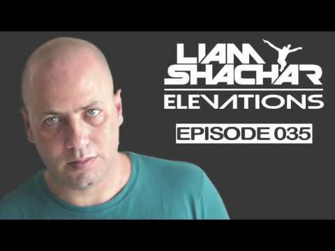 Liam Shachar 'Elevations'