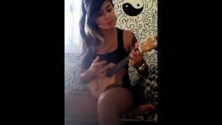 Com Certeza - Planta e Raíz (cover Sâmia Rosa versão ukulele)