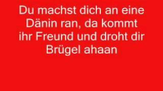 Otto Waalkes-Dänen lügen nicht (lyric)