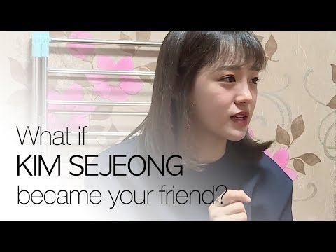 What if Kim Se Jeong became your friend? ENG SUB • dingo kdrama