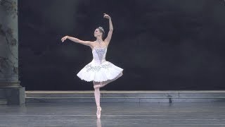 PNB's The Sleeping Beauty - Aurora's Wedding Variation ft. Lesley Rausch