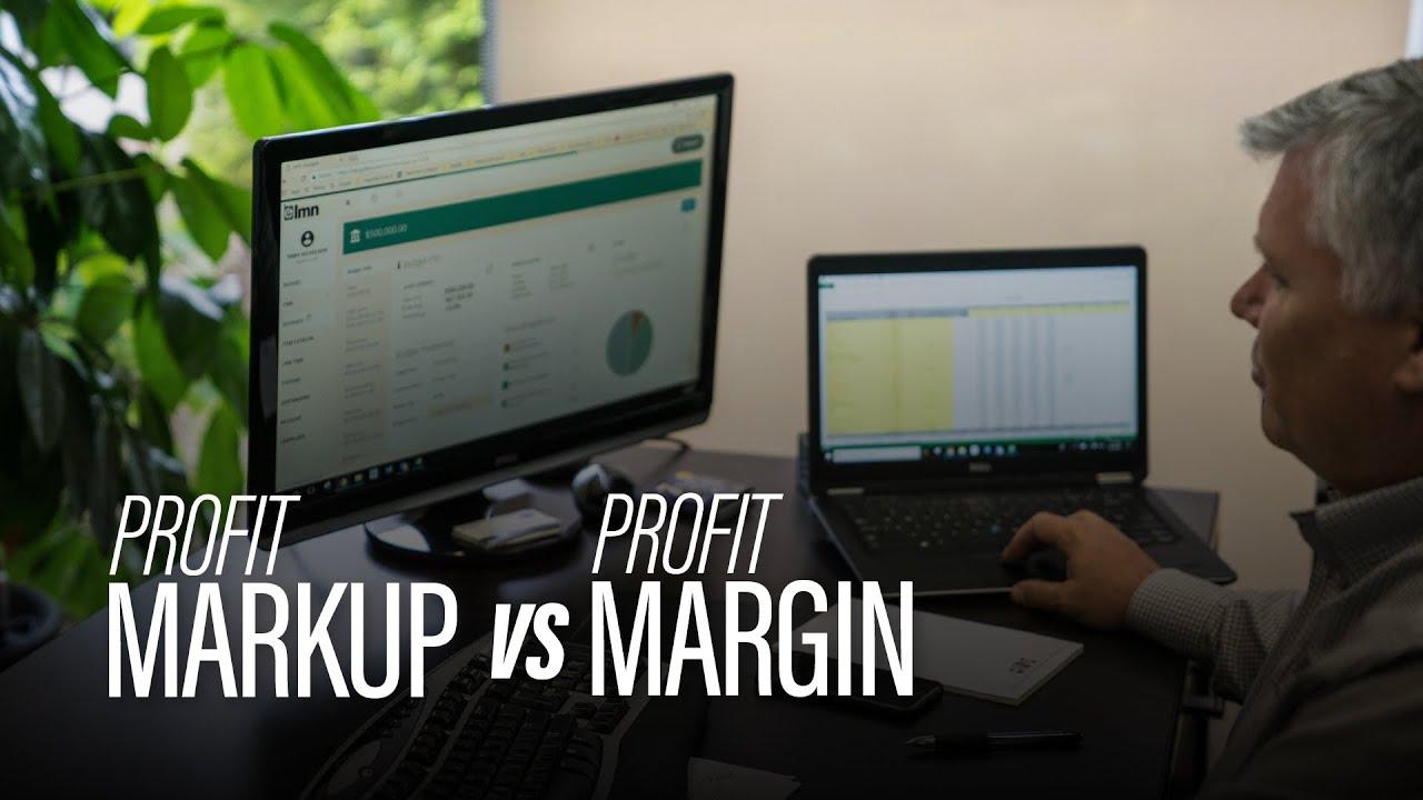 profit markup vs margin simple formula common mistake youtube