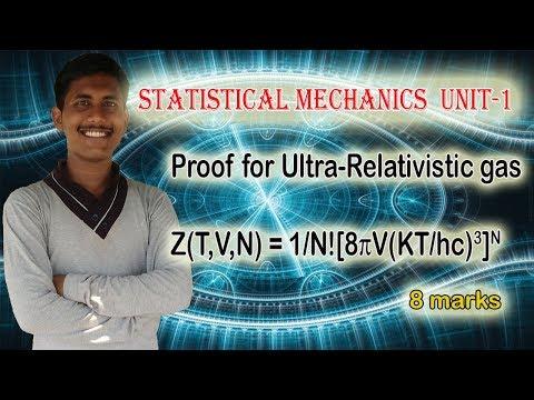 ultra-relativistic gas