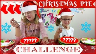 CHRISTMAS PIE CHALLENGE - Magic Box Toys Collector