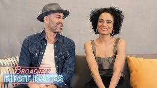 Broadway First Dates: Lauren Ridloff and Douglas Ridloff