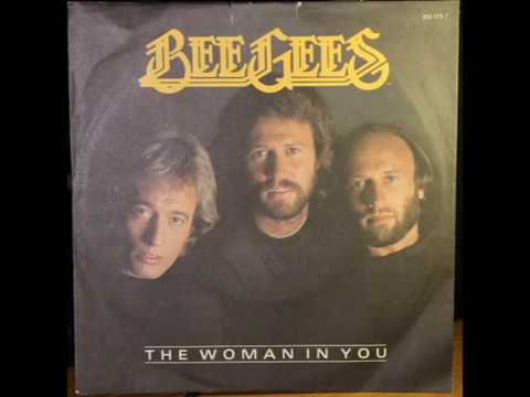 Bee Gees  ‎–  The Woman In You -...