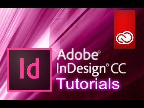 InDesign CC - Create a Professional Magazine Page
