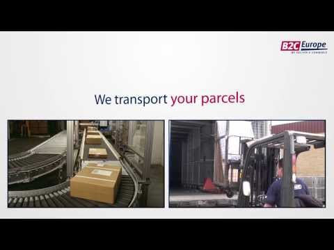 E-commerce retail to Europe.  Delivering Parcels to European consumers