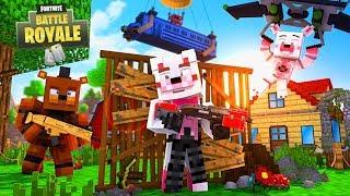 Fnaf Fortnite- Le pack d'expansion ultime annulé?! (Minecraft Roleplay)