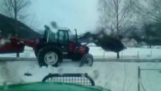 kvs bygland kjring av sn