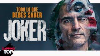 🃏 Mira Esto ANTES DE VER JOKER 🤡 ¿La película es VIOLENTA?