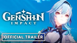 Genshin Impact - Official Eula: Surging Frost Trailer