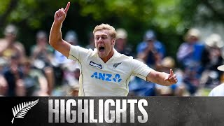 Kyle Jamieson's Record Test | 11-117 HIGHLIGHTS ALL WICKETS | BLACKCAPS v Pakistan, Hagley Oval
