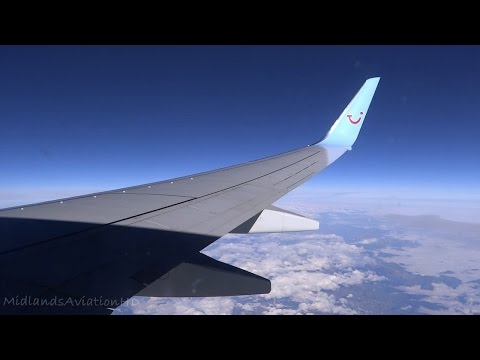 Thomson Airways B737-800 • East Midlands to Palma de Mallorca • TOM7430