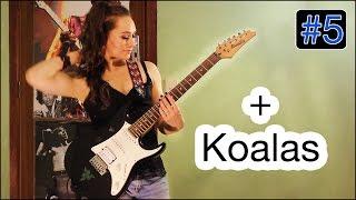 Tool - Ænema  - Guitar Cover By Nariah Ardour