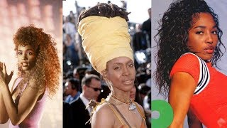Natural Hair Representation Through The Decades (80s & 90s)
