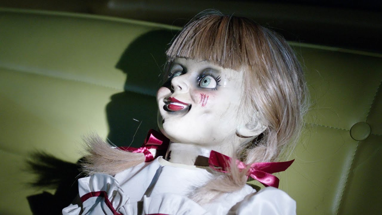Download Annabelle Comes Home - Official Trailer 2