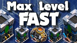 It's Not Impossible | MAX 5 Defenses in 10 Minutes | Clash of Clans