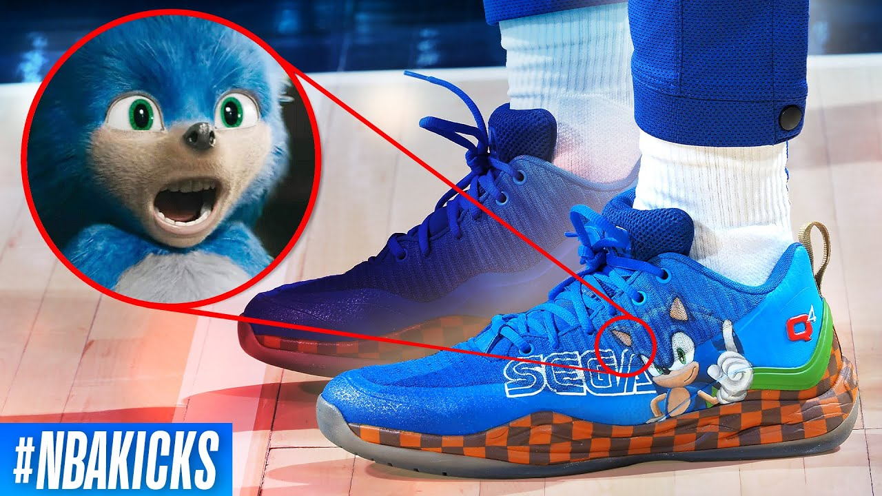 Top 10 AWESOME Sneakers in the NBA