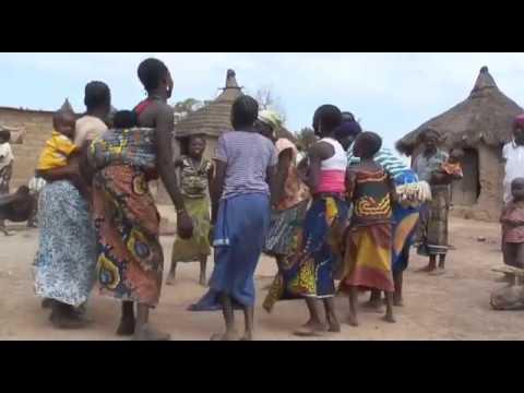 Vita contadina in Burkina Faso