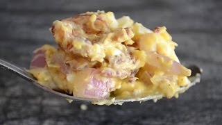 The good ol' egg salad. Nothing wrong with that, right? Wrong. I have so many bad memories of egg salads being brought to barbecues, left out in the sun for ...