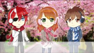 Gambar cover 【Myio x Jun x Kai】 Not Spring, Love, or Cherry Blossoms (봄,사랑,벚꽃 말고)【Adaptação PT-BR】