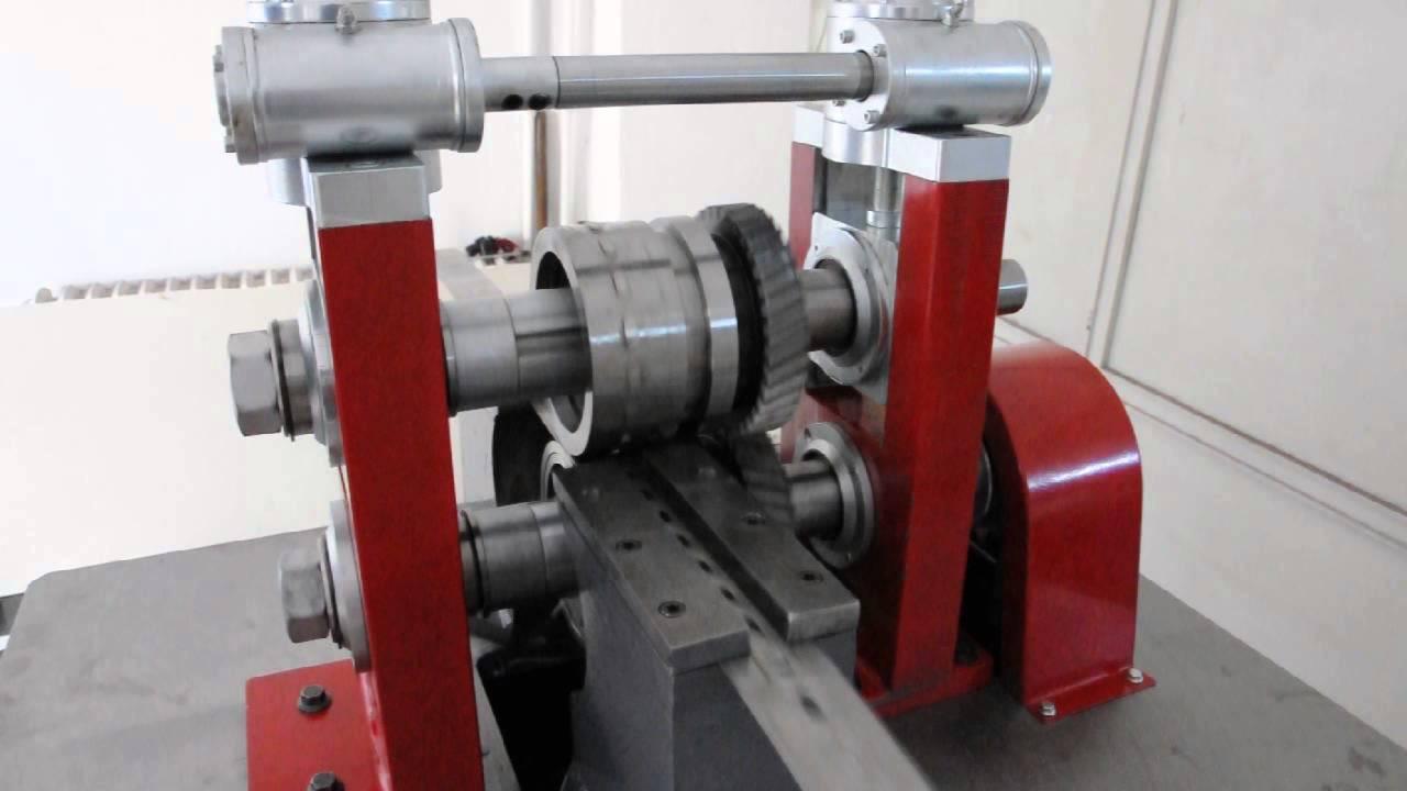 rotary punching machine