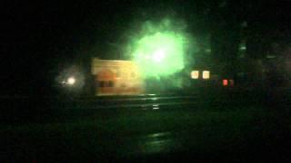 Станция Любань из окна поезда/120 км/ч (RZD)(Проследование станции Любань на пассажирском поезде №611 Санкт-Петербург - Великие Луки. Station Luban', Oktyabr'skaya..., 2011-08-31T18:19:48.000Z)