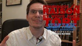 Prises Ratées - Star Trek TNG