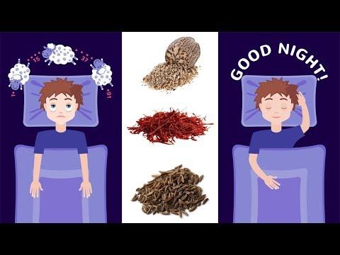7 maneras naturales para tratar el insomnio y quedarse dormido sin medicamentos | Curas Naturales