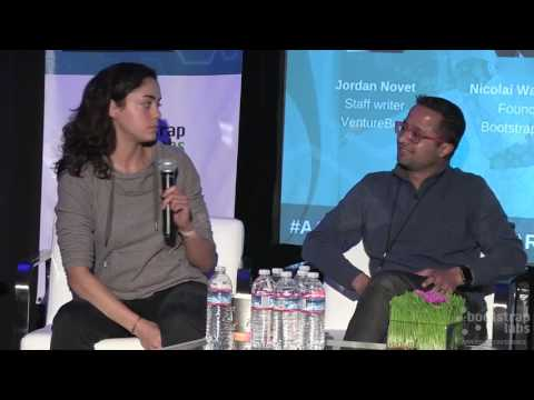 VC Panel - The Rise of AI Investing at AAI16 by BootstrapLabs