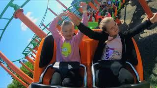 Energuś Śmiejżelki Roller Coaster - POV Kid's