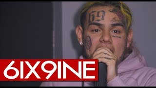 6IX9INE crazy show in Europe! Speaks on XXXTentacion, Chicago, Blood Walk, beefs
