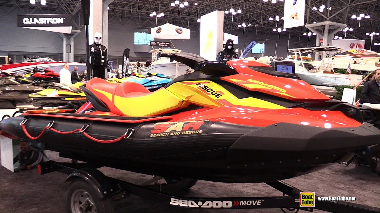 2015 Sea Doo Sar Search And Rescue Jet Ski Walkaround