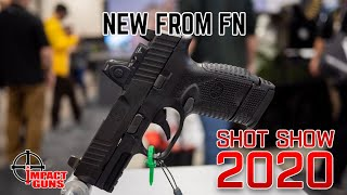 New from FN America - SHOT Show 2020