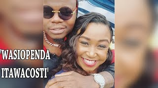 Betty Kyallo and Harmonize f.lirt in viral video clip |What's Trending Kenya