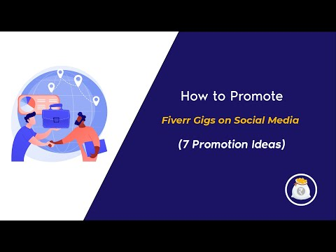 How to promote Fiverr Gigs on Social Media?
