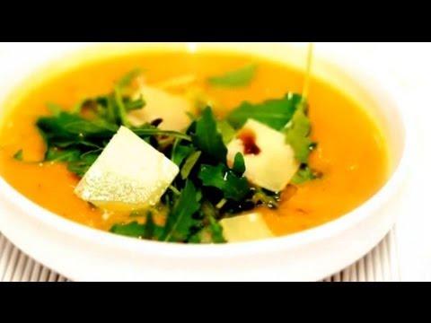 Суп с тыквы рецепт