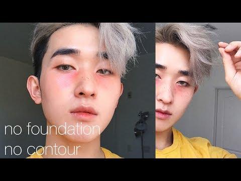 Blushing | Minimal Instagram Makeup | Ivan Lam