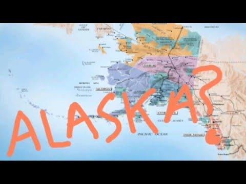 Trucking to Alaska?