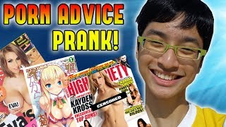 ASIAN ASKS PORN ADVICE PRANK