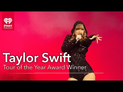 Angie Ward - Taylor Swift 2019 iHeartRadio Music Awards Speech!