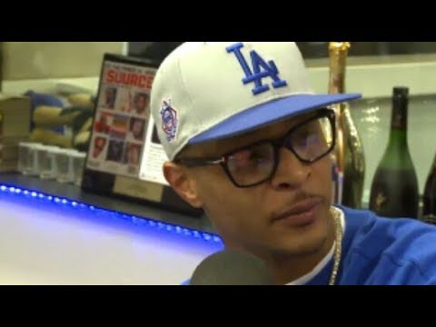 T.I. REACTS TO WENDY WILLIAMS RELEASED BIKINI PICS!