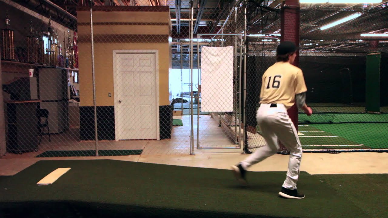 Kurt Mueller Baseball Recruitment Video