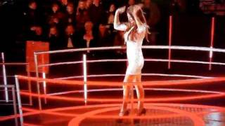 Celebrity Big Brother 2012 Live Eviction - Day 9
